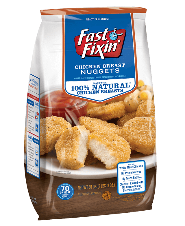 Family Size Chicken Breast Nuggets
