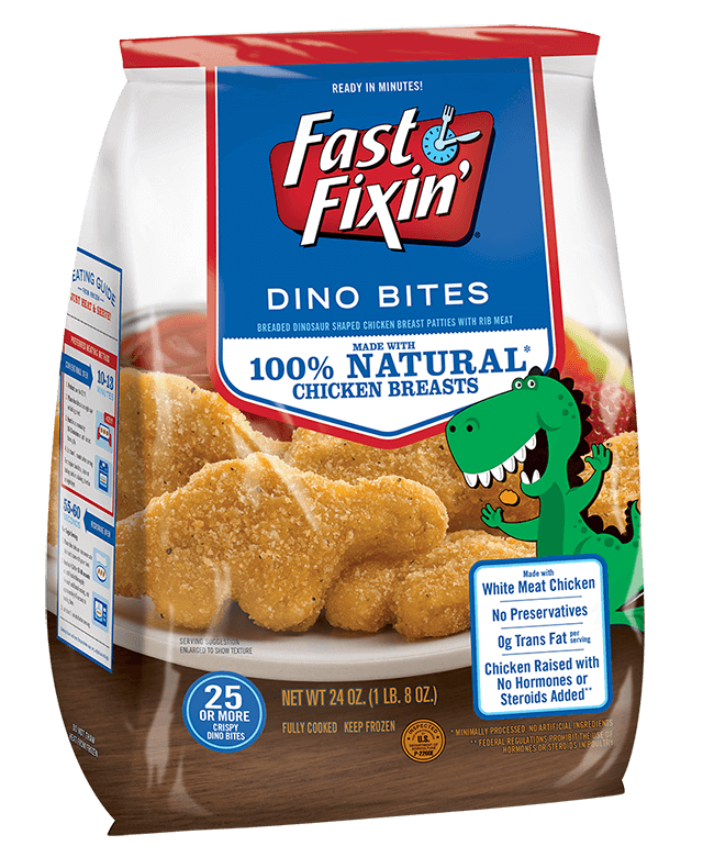 Dino Bites Chicken Nuggets